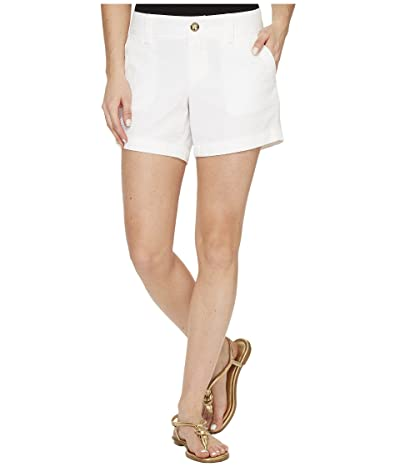 Lilly Pulitzer Callahan Shorts (Resort White) Women