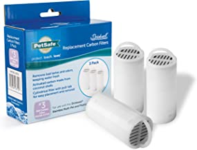 PetSafe Drinkwell 360 Premium Carbon Filters, 3 Pack