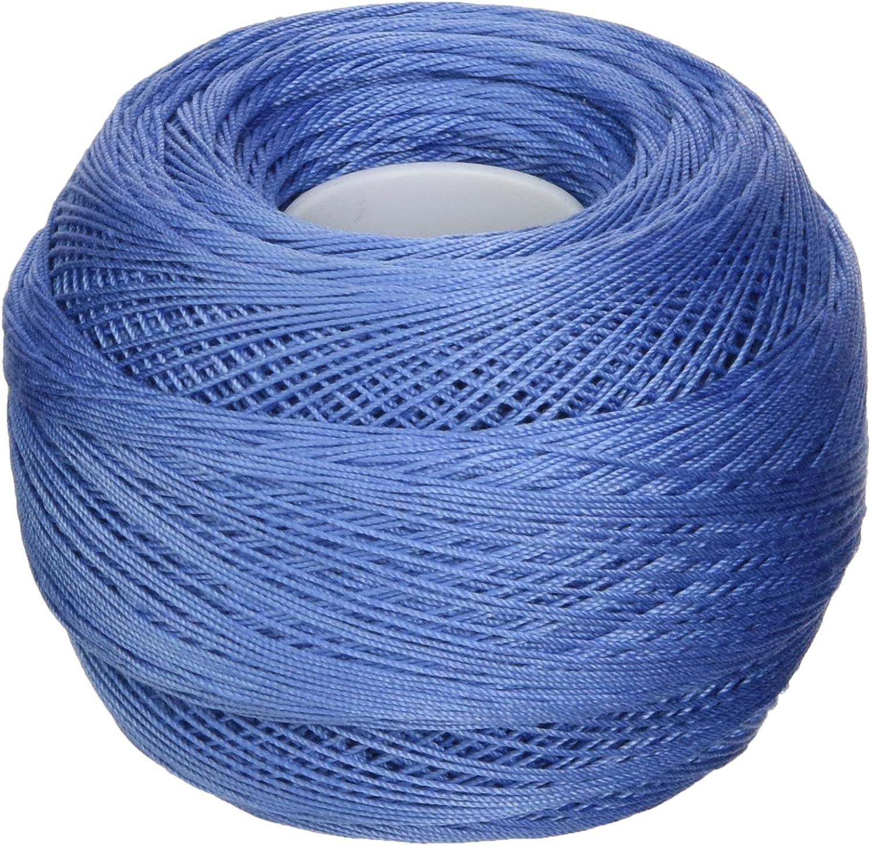 DMC 167GA 20799 Cebelia Crochet Cotton, 405Yard, Size 20, Horizon bluee by DMC