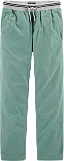 Boys' Toddler Pull-on Twill Joggers