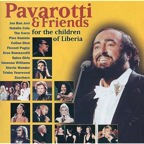 get new new product wholesale sales Pavarotti & Friends