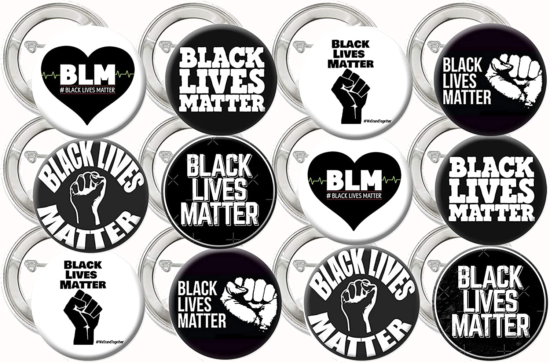 DJzDealz Black Lives Discount is also underway Matter BLM Decorati Buttons Favors Supplies Finally popular brand