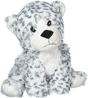 Intelex Cozy Microwaveable Plush Snow Leopard - Lavender Scented