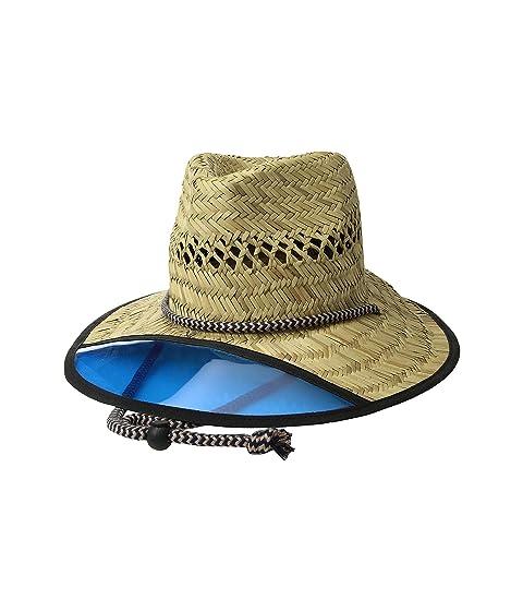 a16e2cbf0f1 San Diego Hat Company Lifeguard w  Plastic Visor at Zappos.com