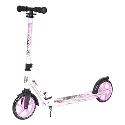 Star-Scooter Patinete Patineta Scooter Plegable XXL para ...