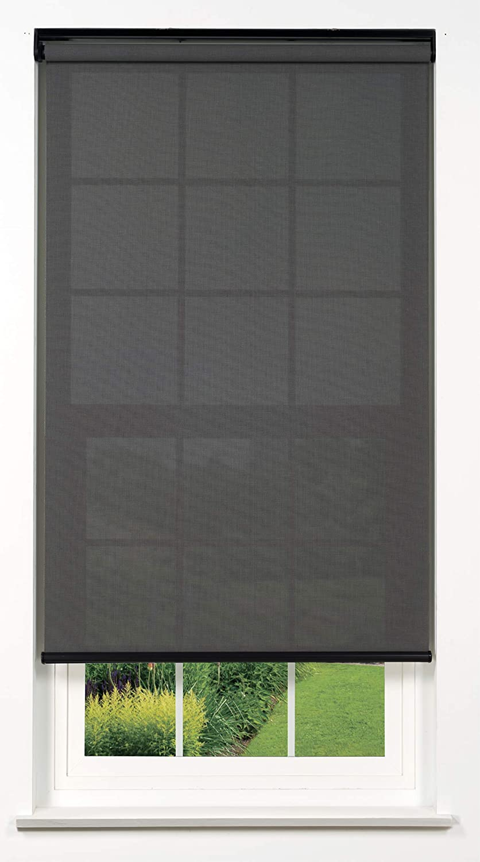Linen Avenue Cordless 5% Solar Standard Spasm price Shade Screen Cha Roller Ranking TOP15