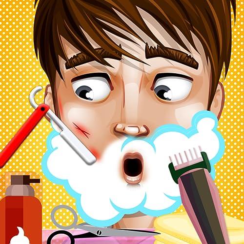 Barber Shop Beard Shaving Hair Salon
