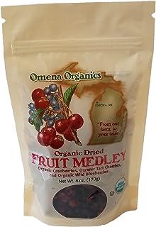 Organic Dried Fruit Medley