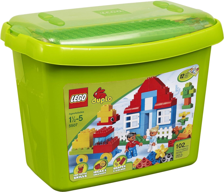 LEGO DUPLO Creative Play Deluxe Brick Box