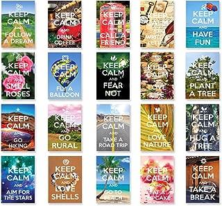 Best keep calm postcards Reviews