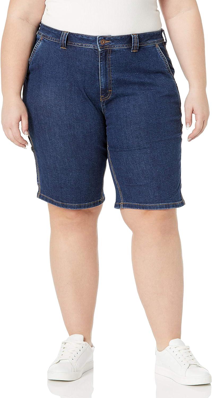 Dickies Women's Plus Size Carpenter Short