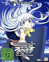 Arpeggio of Blue Steel: Ars Nova - Complete Edition (12 Folgen) [Blu-ray]