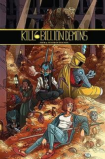 Kill 6 Billion Demons Book 3