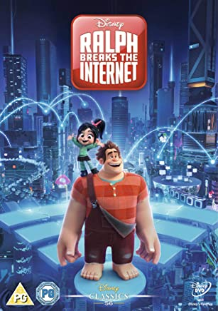 Ralph Breaks the Internet [DVD]