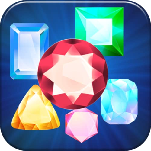 Diamond Stacks - Match 3 puzzle game