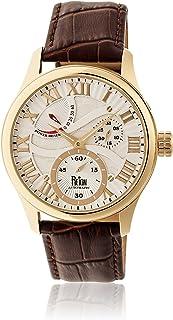 Reign - Reloj con Movimiento automático japonés Bhutan Reirn1605 43 mm