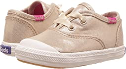 Keds Kids - Champion Lace Toe Cap (Infant)