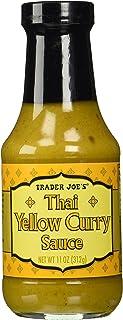Trader Joe's Thai Yellow Curry Sauce 11 Ounce