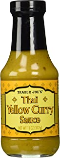 Trader Joe's Thai Yellow Curry Sauce 11 Ounce
