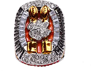 clemson national championship ring replica