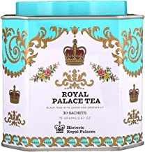 Harney & Sons Royal Palace Tea Tin Blend of Black Teas, Great Present Idea - 30 Sachets, 2.67 Ounces