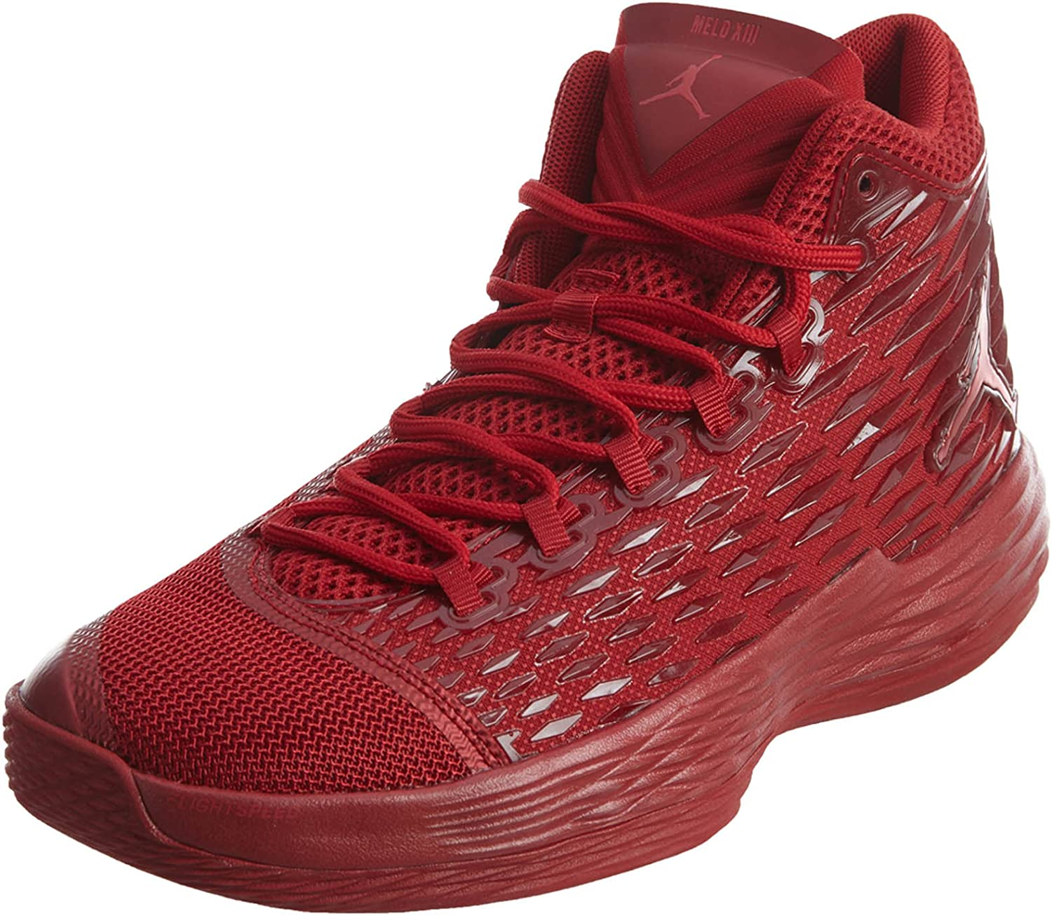Jordan Melo M13 Mens basketball-shoes 881562-618_10.5 - Gym Red Gym Red-Black