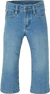 Wrangler Unisex-Child ZT6ZBCP Authentis Toddler Boys' Bootcut Jean Jeans - Blue