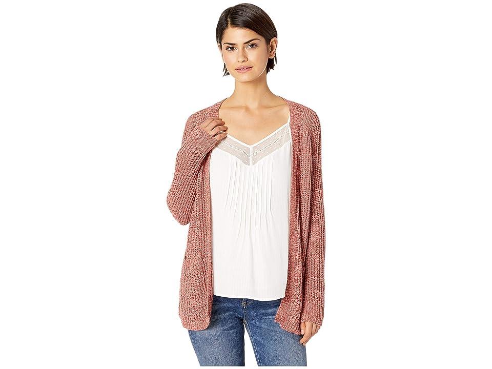 Billabong Laid Back Sweater (Redwood) Women