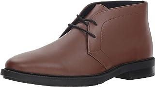 Calvin Klein Mens F0735 Cam Smooth Calf Leather