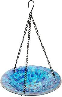 Best solar stained glass bird bath Reviews