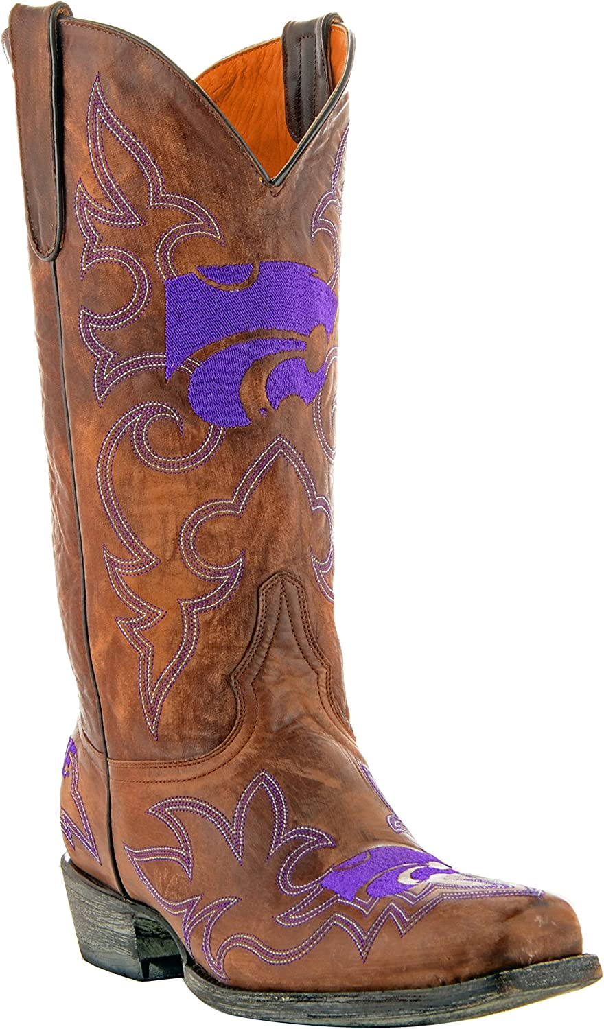 NCAA Mens Men's Kansas State University Gameday Boot