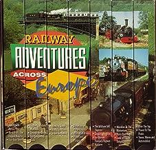 Railway Adventures Across Europe Box Set