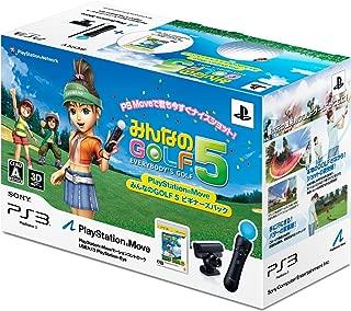 PlayStation Move みんなのGOLF 5 ビギナーズパック - PS3
