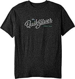 Quiksilver Kids Wavey Glaze Tee (Big Kids)