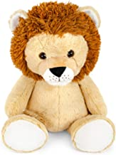 Best Giftable World Super Soft Plush Lion Stuffed Animal Toy, Adorable King of The Jungle, 22.5 Inch Large Cat Review