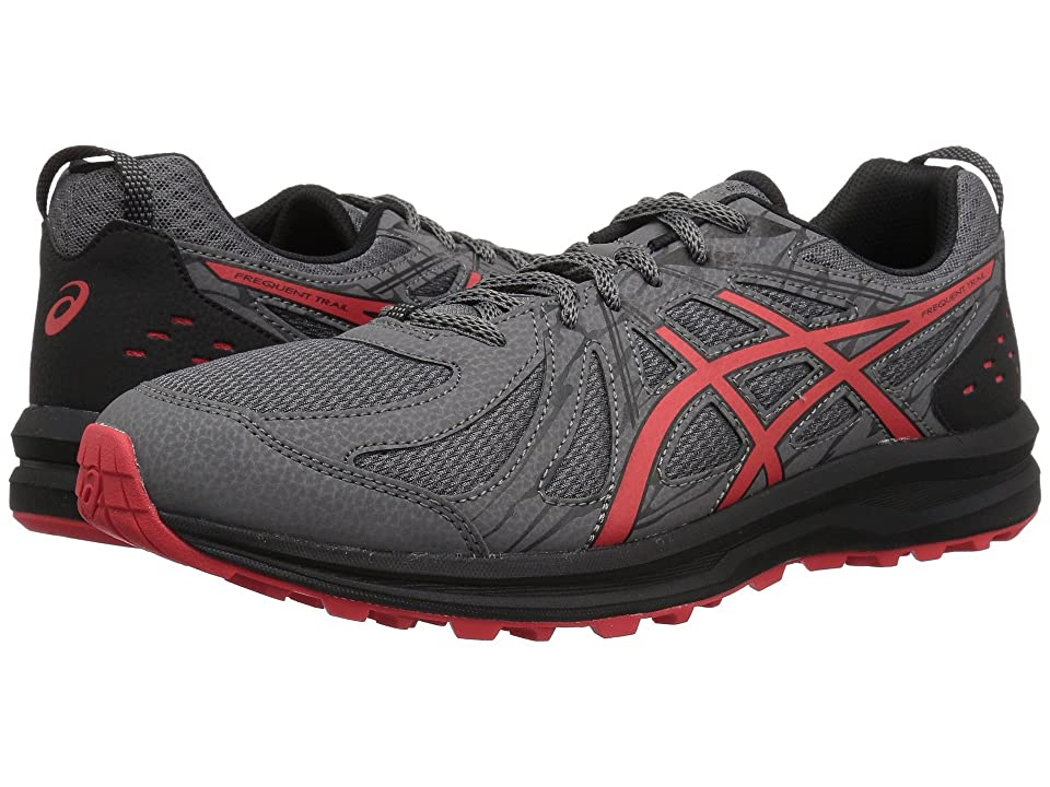 ASICS Frequent Trail (Carbon/Red Alert) Men