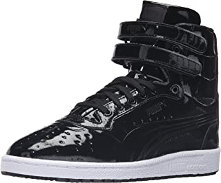 Men's Sky II HI Patent Emboss Fashion Sneaker
