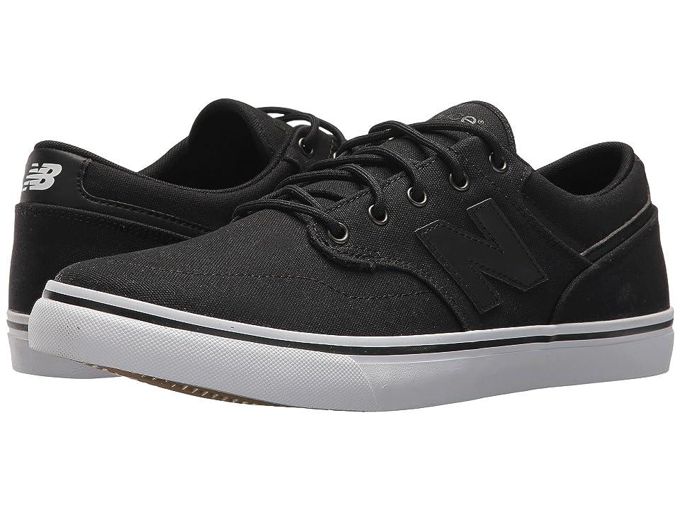New Balance Numeric 331 (Black/White) Men's Skate Shoes