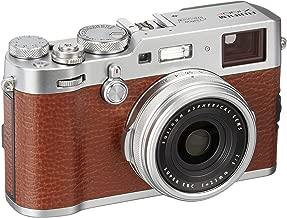 Fujifilm X100F 24.3 MP APS-C Digital Camera - Brown