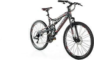 "Moma Bikes Bicicleta Montaña  EQX 26""Alu, SHIMANO 24V,"
