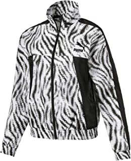 PUMA Women's Wild Pack Cropped Jacket