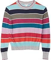 Stripe Sweater (Big Kids)