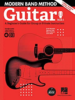 Modern Band Method - Guitar, Book 1: A Beginner's Guide for Group or Private Instruction