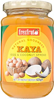 Frezfruta Kaya Jam, Egg & Coconut Spread, 425g