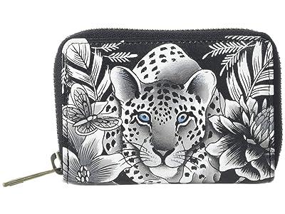 Anuschka Handbags Credit And Business Card Holder 1110 (Cleopatra