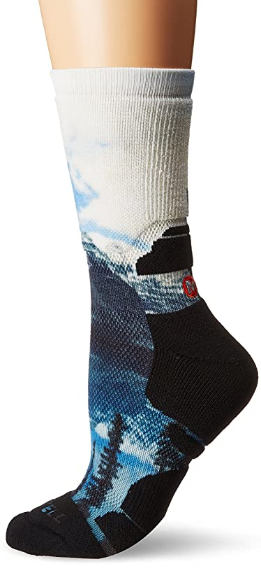 Merrell Women's Printed Crew Sock