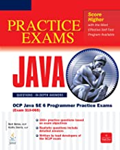 OCP Java SE 6 Programmer Practice Exams (Exam 310-065) (Certification Press)
