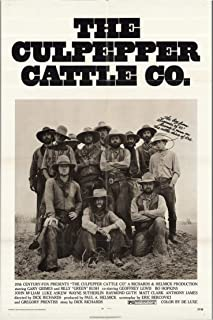 The Culpepper Cattle Co. 1972 Authentic 27