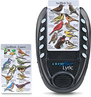 Identiflyer, Bird Song Pocket Identification and Learning Tool, 40 Bird Lyrics (Original Version)