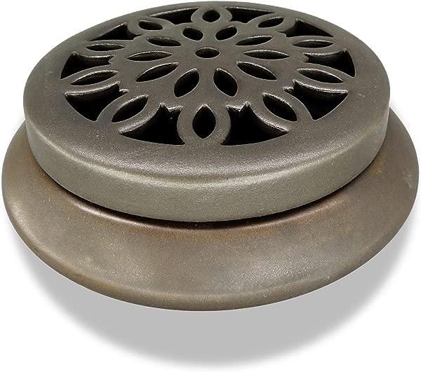 Incense Cone Burner Holder For Meditation Gift Ceramic Premium Finish